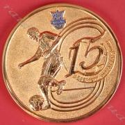 Настольная медаль.