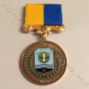 Нагрудна медаль