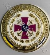 Настільна медаль.